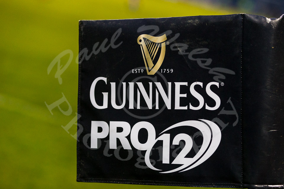 Guinness Pro12 flag