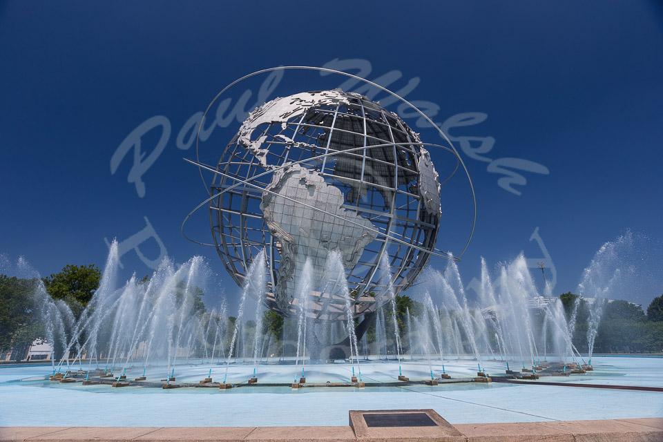 1964 Worlds fair globe