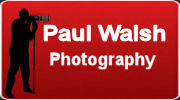 Paul Walsh Photography Logo
